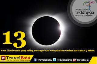 gerhana matahari 2016