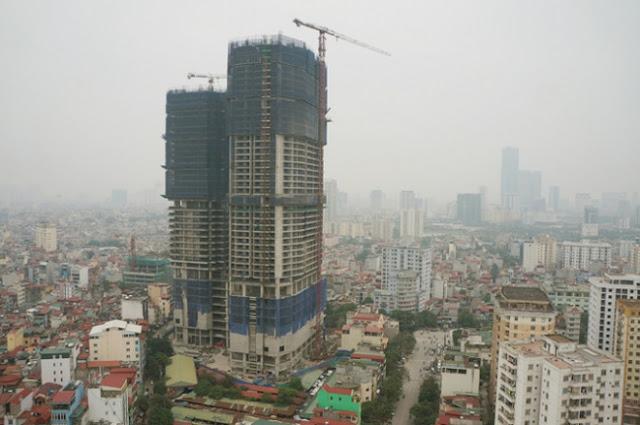Nhiều dự án BĐS trên địa bàn Hà Nội nợ tiền sử dụng đất