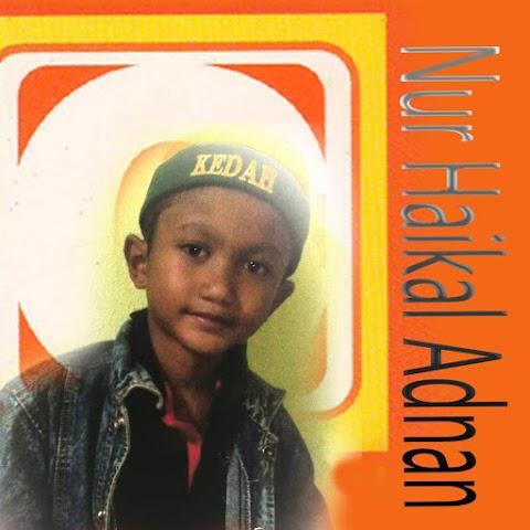 Nur Haikal Adnan - Abang Pening MP3