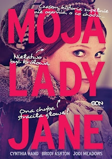 """Moja Lady Jane"" Cynthia Hand, Jodi Meadows i Brodi Ashton #booktalk"