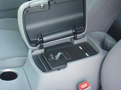 Console Vault Safe