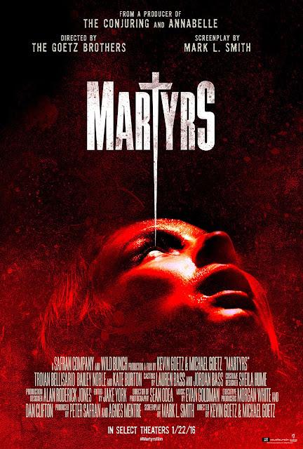 Martyrs (2016) ταινιες online seires xrysoi greek subs