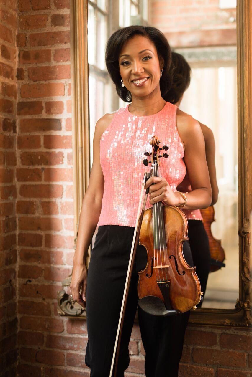 Asheville Business Blog Dynamic Violinist Kelly Hall