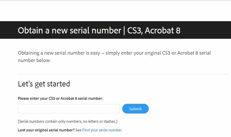 IT Log & 期貨交易記錄: adobe acrobat 8 professional 無法註冊