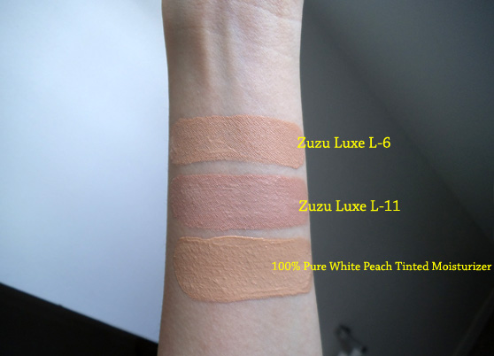 Zuzu Luxe Oil Free Liquid Foundation Review Love It