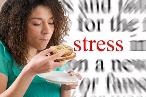 Stres Meningkatkan Berat Badan