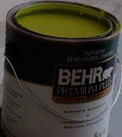 Behr® Premium Plus paint