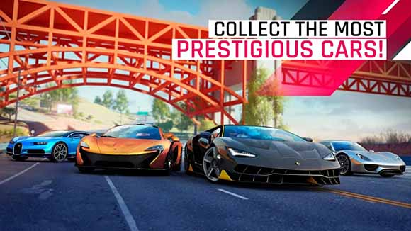 Download Asphalt 9: Legends v0.4.6с MOD Apk + OBB Data Terbaru