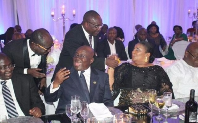 President Akufo-Addo and wife celebrate 20 years of marriage [Video]