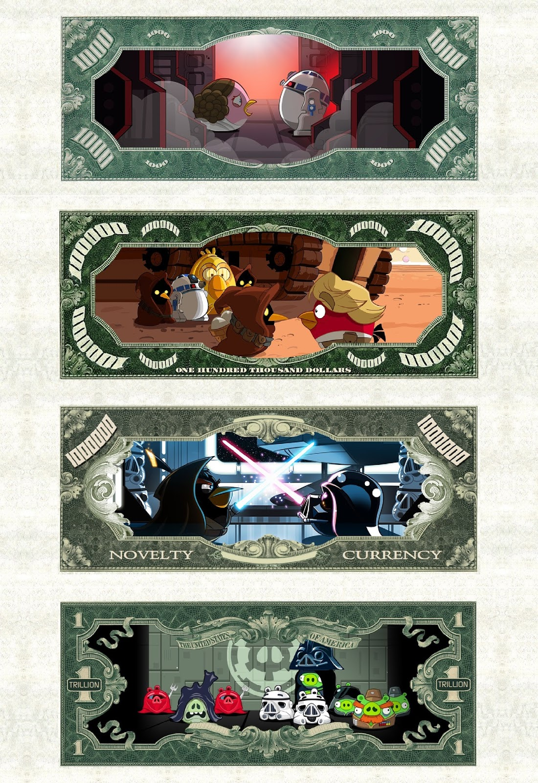 Mobile Home Mommy Angry Birds Printable Play Money And