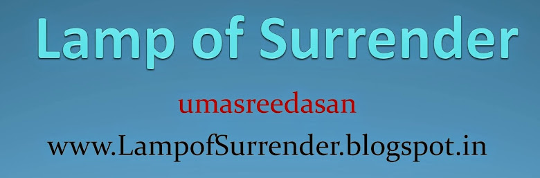 Lamp of Surrender: Vinayagar Agaval - Lyrics and Meaning in