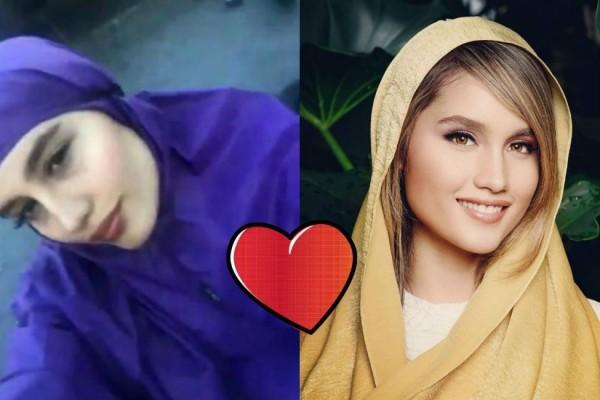 10 Potret Cinta Laura dengan Busana Bernuasa Islami, Santun & Anggun