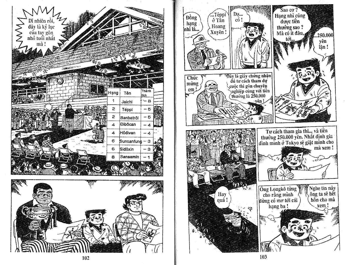 Ashita Tenki ni Naare chapter 20 trang 50