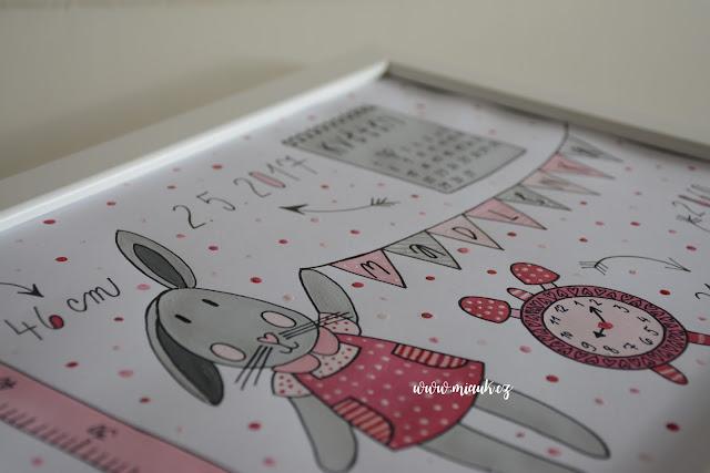 obrázek pro miminko králíček