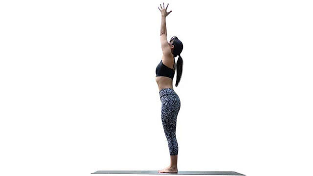 Urdhva Hastasana Steps, Meaning and Benefits