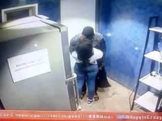 #BBNaija: Cee-C And Tobi Finally Kissed (Photos) 14