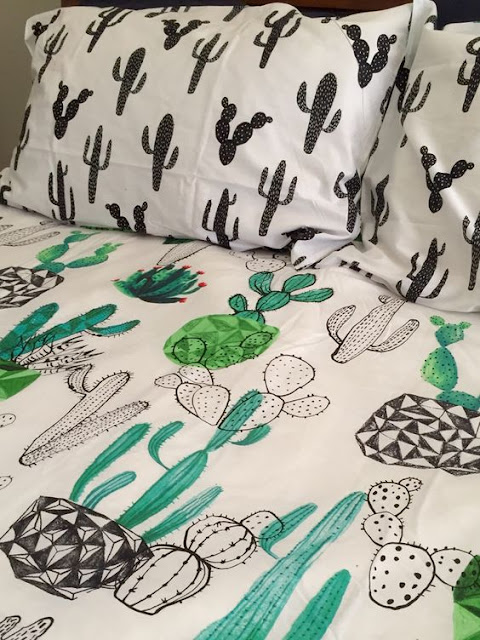 decoracion con cactus