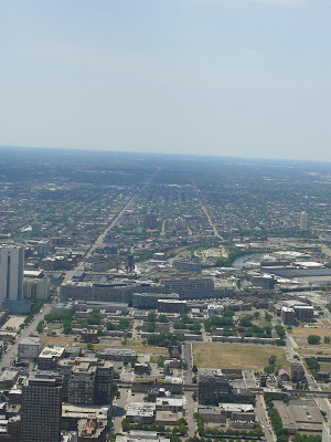 mirador torre Hancock, Hancock observatory, rascacielos chicago
