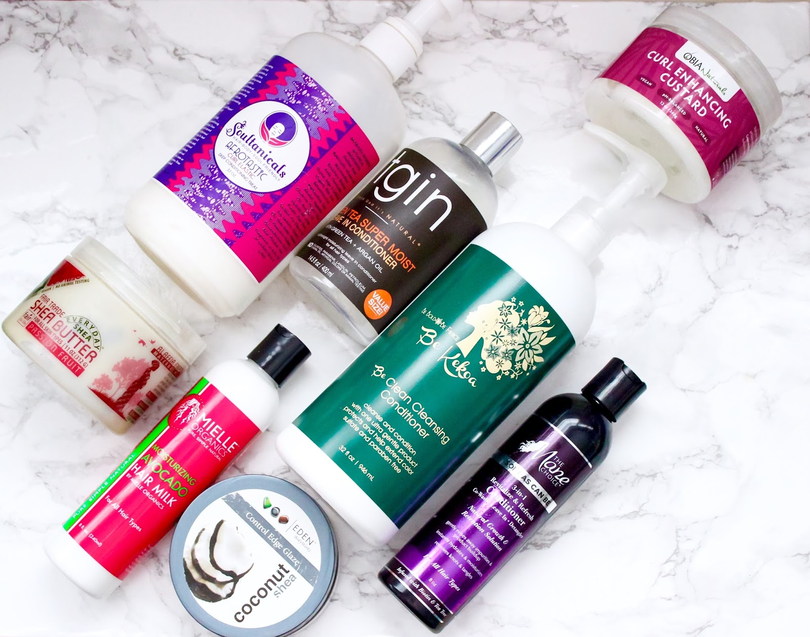 The Mane Objective: 15+ Black Owned Swaps for Your ...