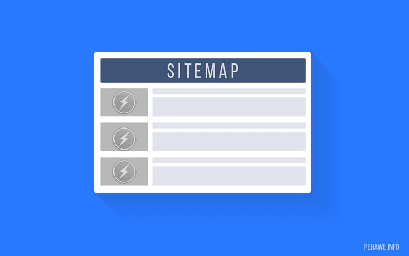 Menggunakan CDN Staticaly Pada Gambar Sitemap Kompi Ajaib