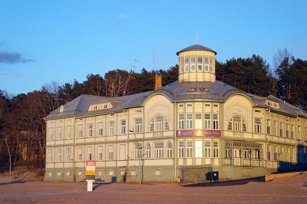 riga jurmala majori mer baltique