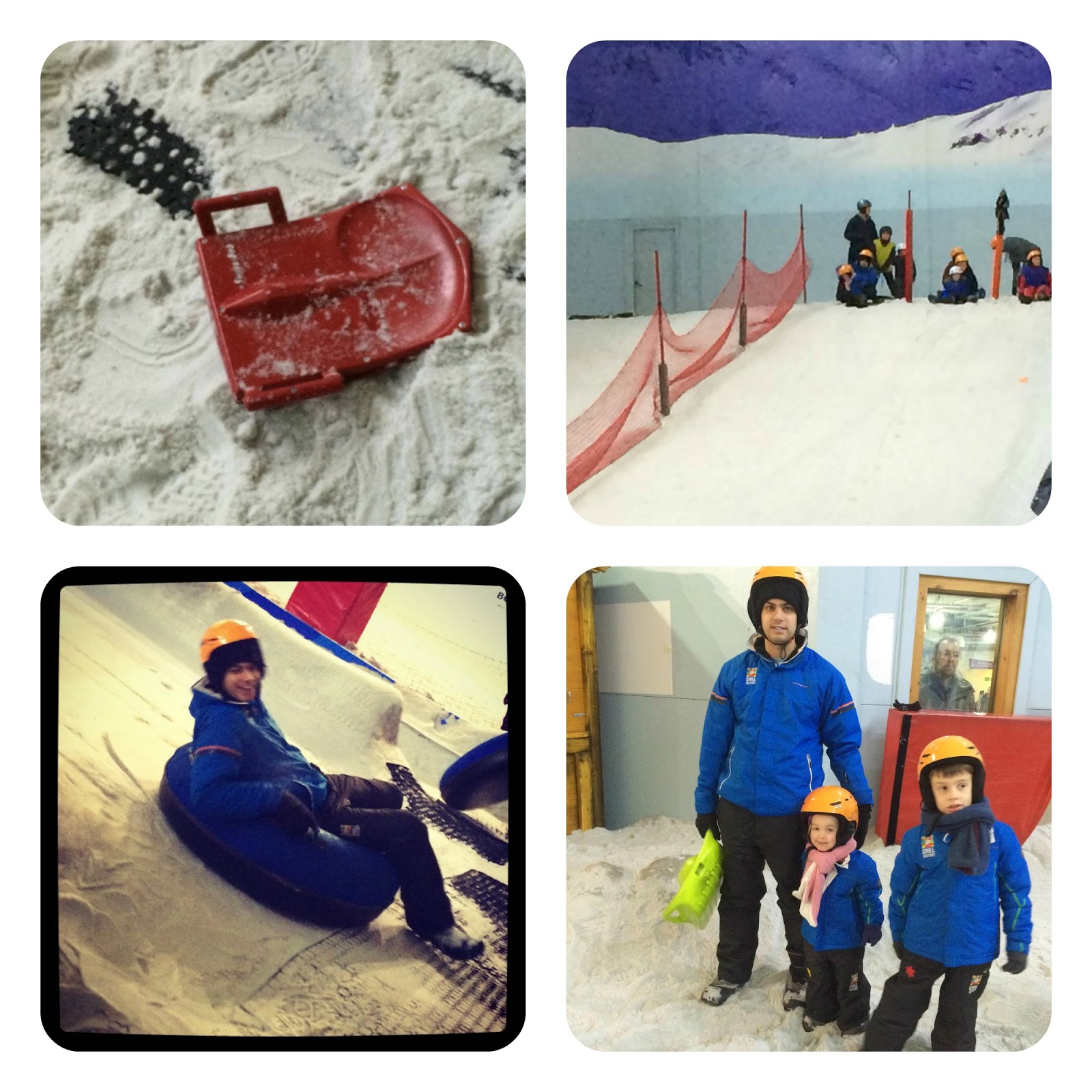 Snow Park Chill Factore Manchester