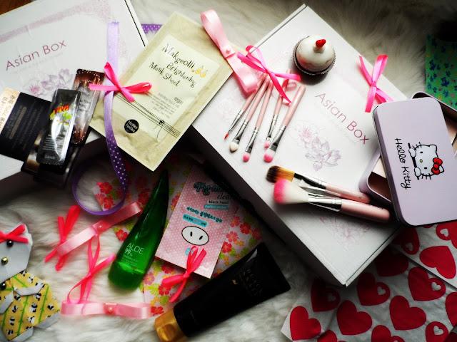 ASIAN BOX w wersji My Asia i Azjatycki Zakątek. Asian box w wersji Interendo.