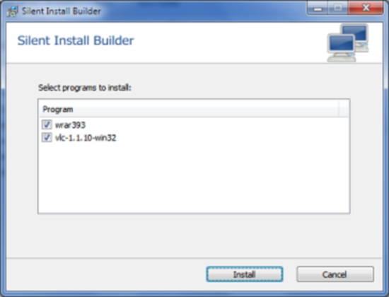 Silent Install Builder Full [Preactivated]   GRETZWARE