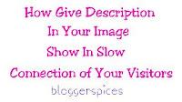 How to Create Image Description