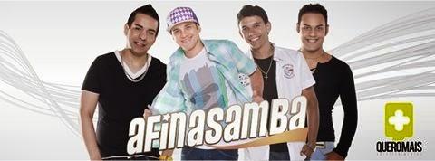 CD Afinasamba - Faixa Seis (2013)