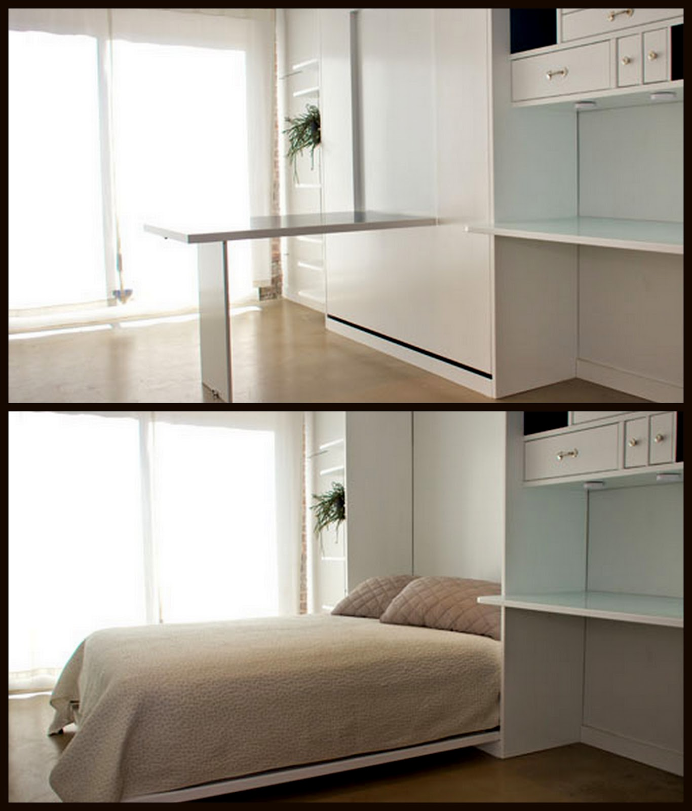 Murphy Bed Desk Can You Believe This? As It Is It Looks Like Some