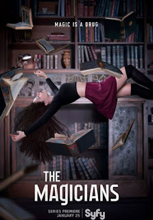 Los Magos Temporada 1 Poster