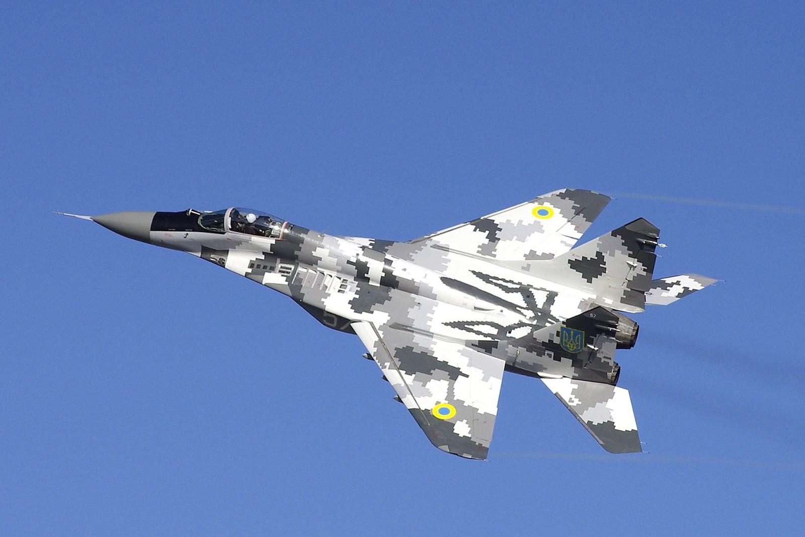 МіГ-29 2014
