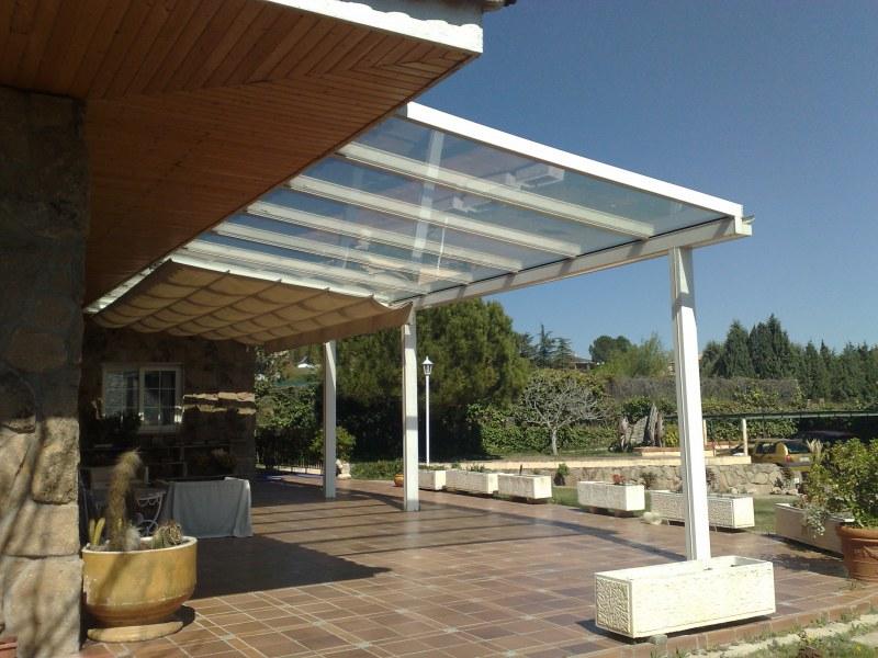 Cerramientos y techos para porches cerramientos en - Cerramientos de aluminio para porches ...