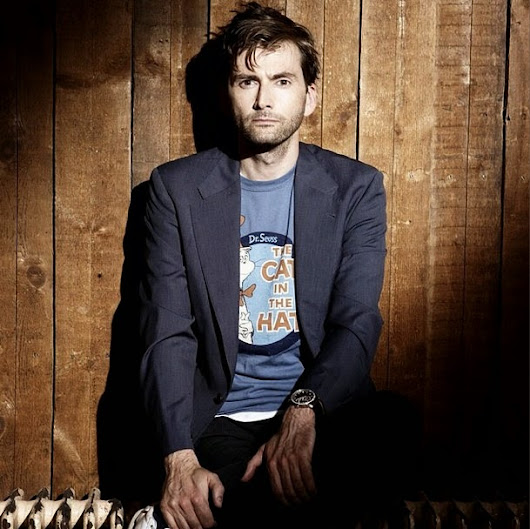 AUDIO DOWNLOAD: Listen To David Tennant In The Great Scott: The Antiquary