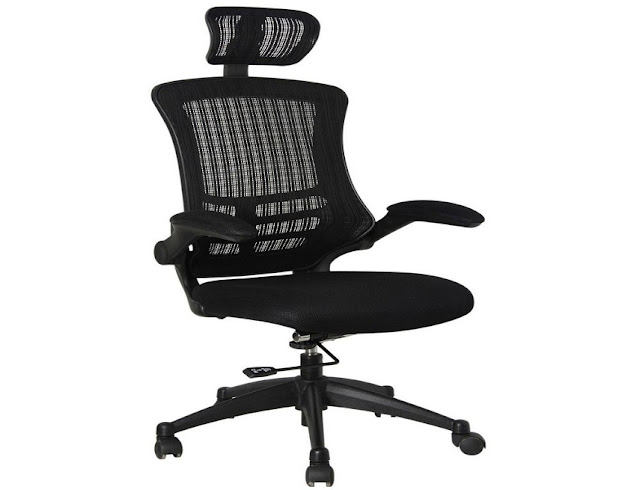 best buy Staples carder mesh office chair black for sale