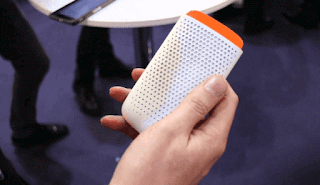 myFC JAQ pocket-sized fuel cell charger