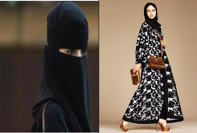 different hijab from time to time