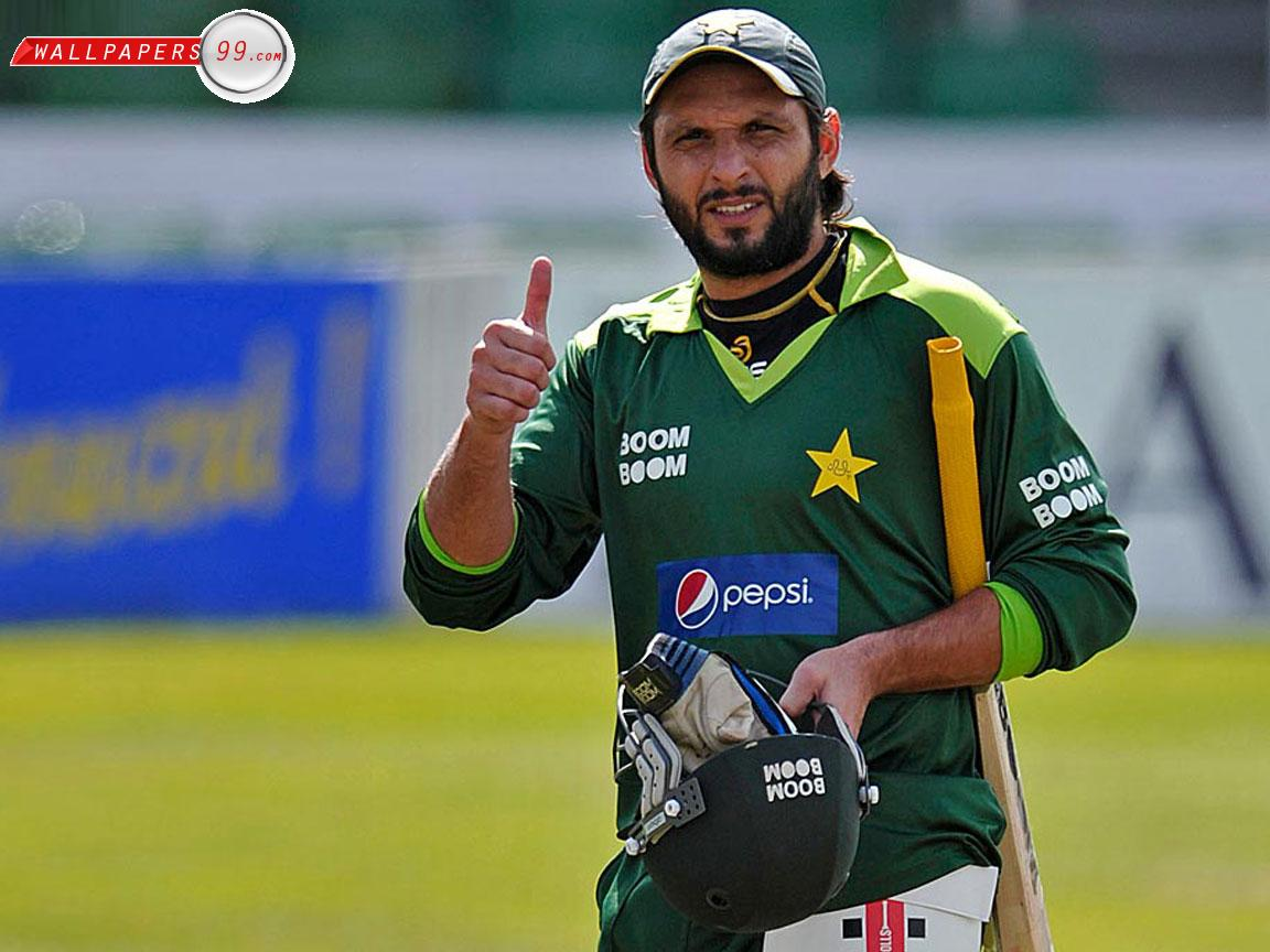 Rate Reviews: Shahid Afridi Wallpaper