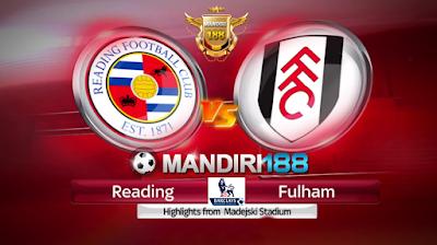AGEN BOLA - Prediksi Reading vs Fulham 17 Mei 2017