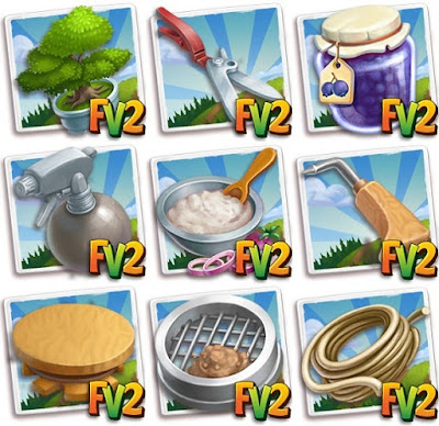 Farmville 2 table bonsai recipes