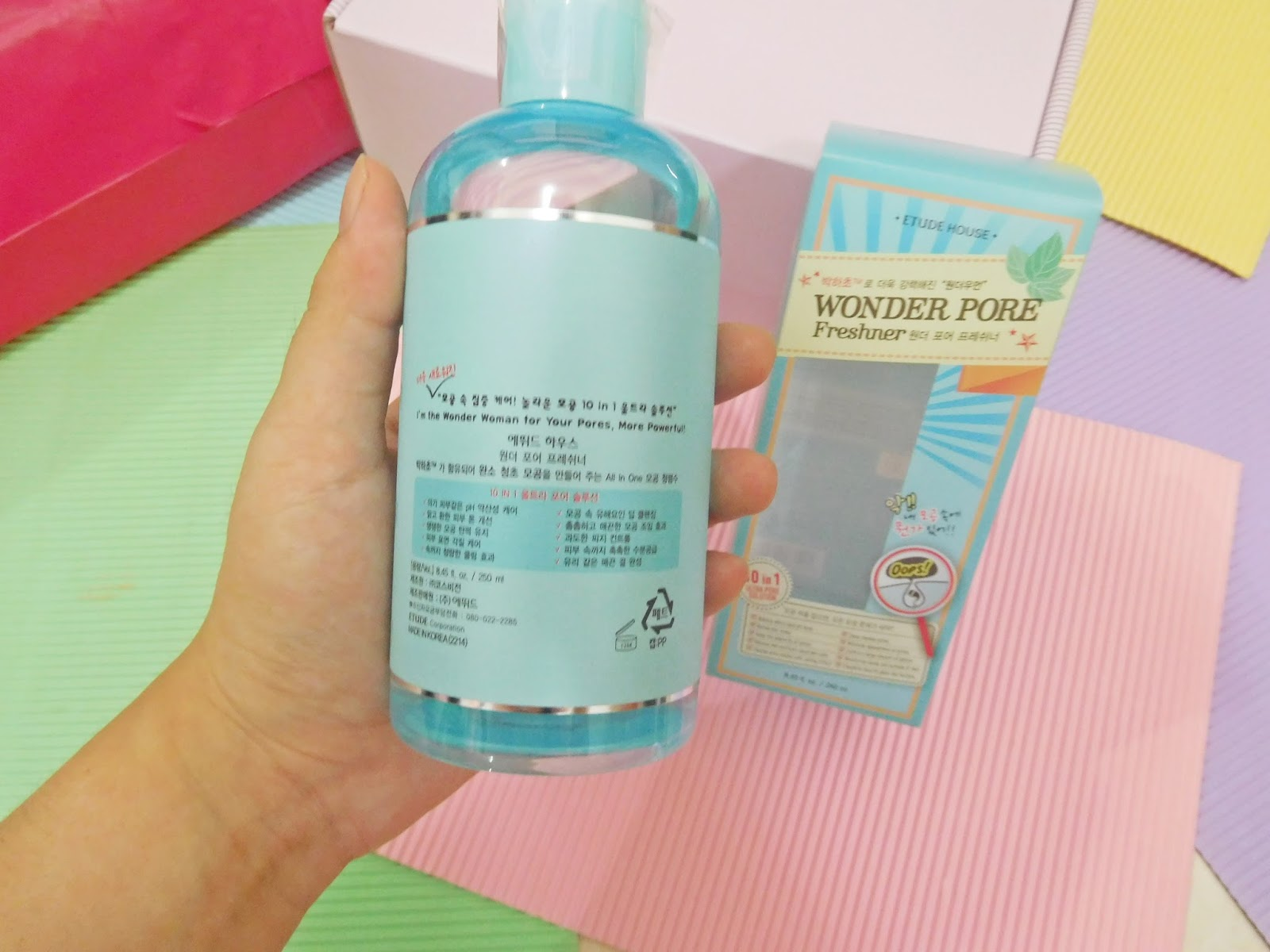 Produk korean skincare yang bagus untuk kulit