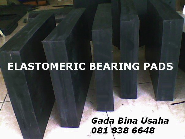Rubber Bearing Pad