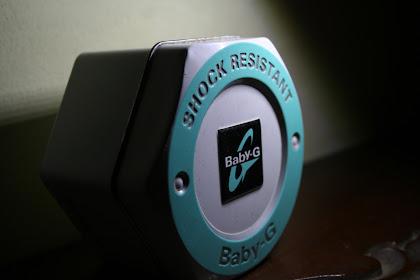Baby G Shock Merupakan Brand Ternama Casio
