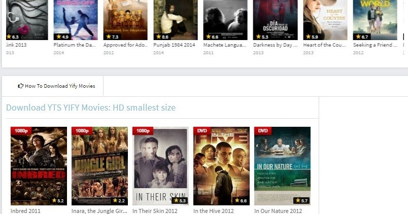 yify movies online download