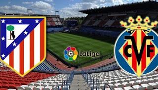 Атлетико Мадрид - Вильярреал прямая трансляция онлайн 24/02 в 18:15 по МСК.