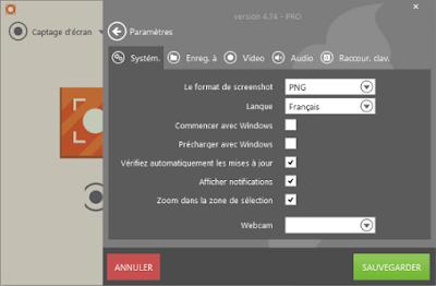 تحميل برنامج Icecream Screen Recorder 4.75 لتصوير  شاشة الحاسوب