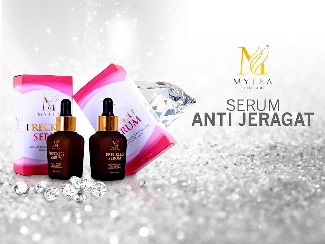 Mylea Freckles Serum Bakal Tembak Billboard 1 Malaysia