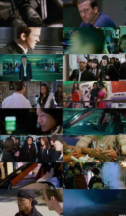 The Fast & the Furious Tokyo Drift 2006 Movie Download