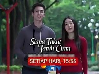 Sinopsis Siapa Takut Jatuh Cinta SCTV (STJC) Episode 1 & 2